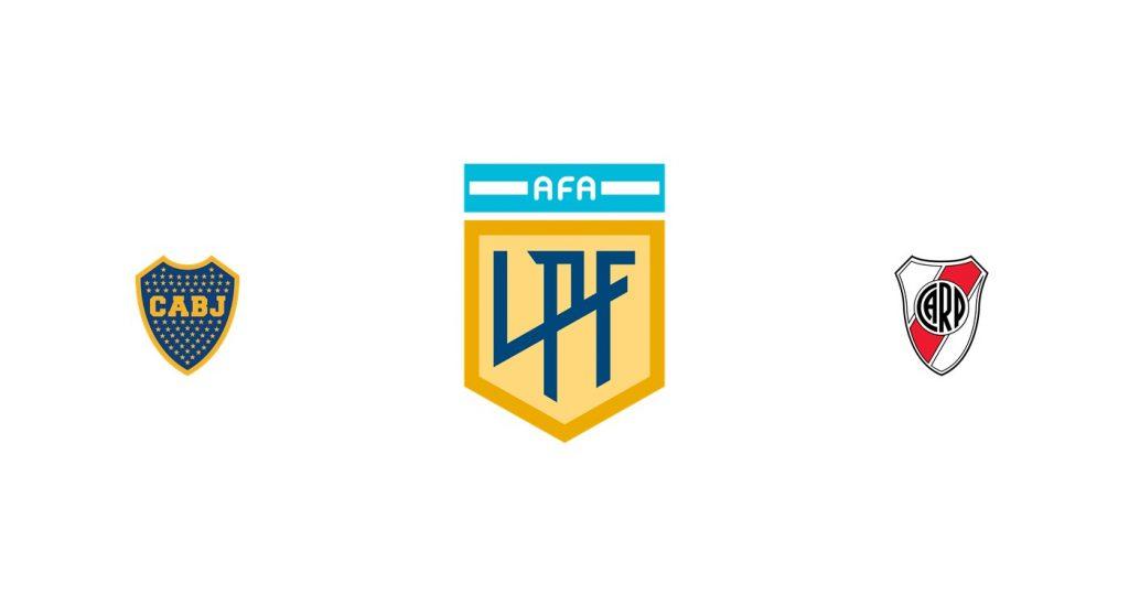 Boca Juniors vs River Plate Previa, Predicciones y Pronóstico