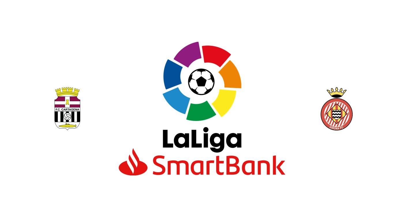 Cartagena vs Girona