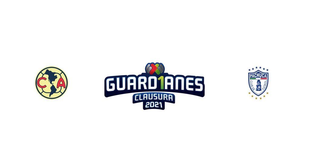 Club América vs Pachuca Previa, Predicciones y Pronóstico