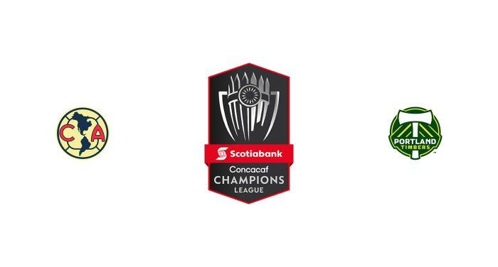 Club América vs Portland Timbers Previa, Predicciones y Pronóstico