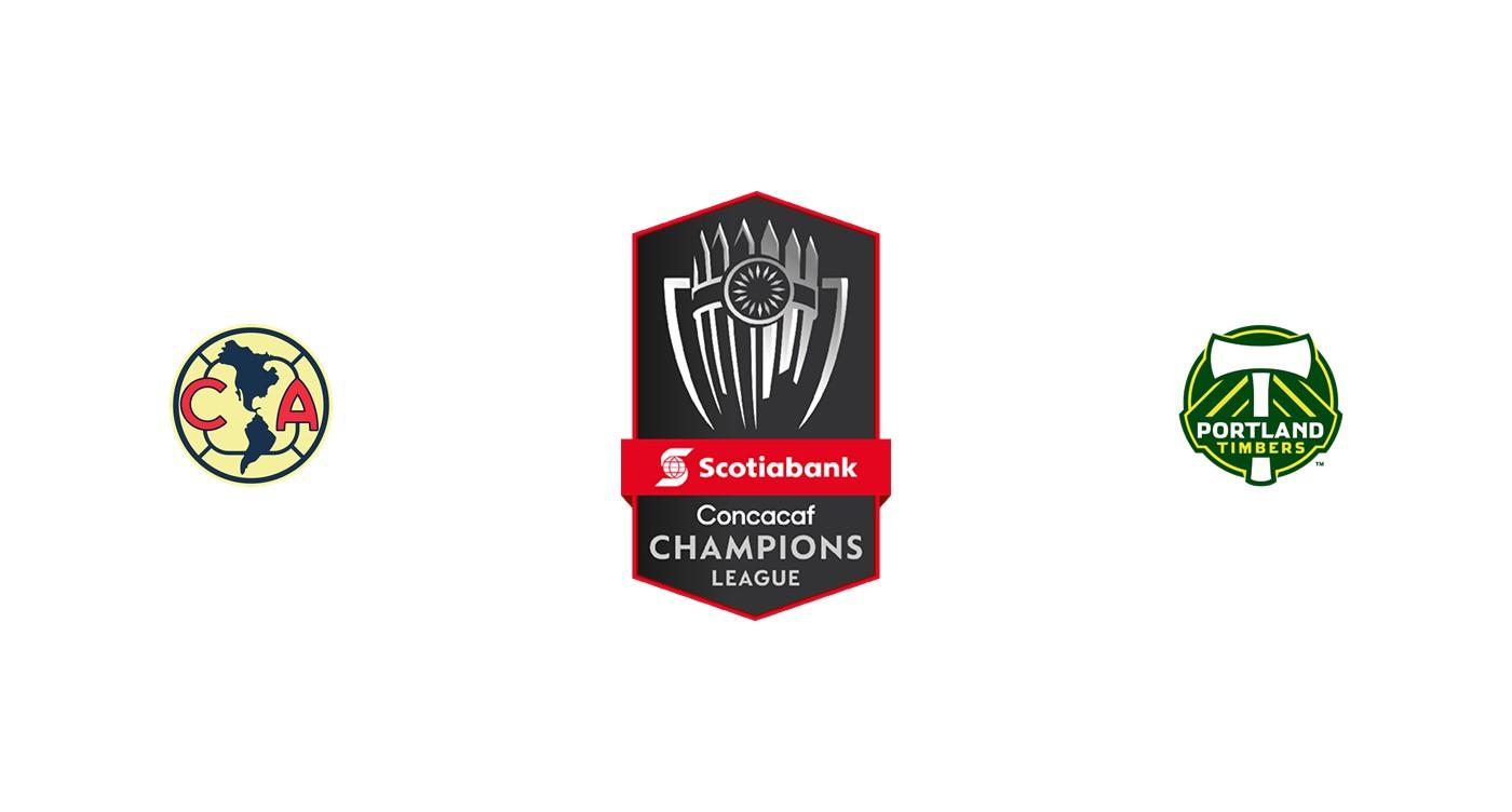 Club América vs Portland Timbers