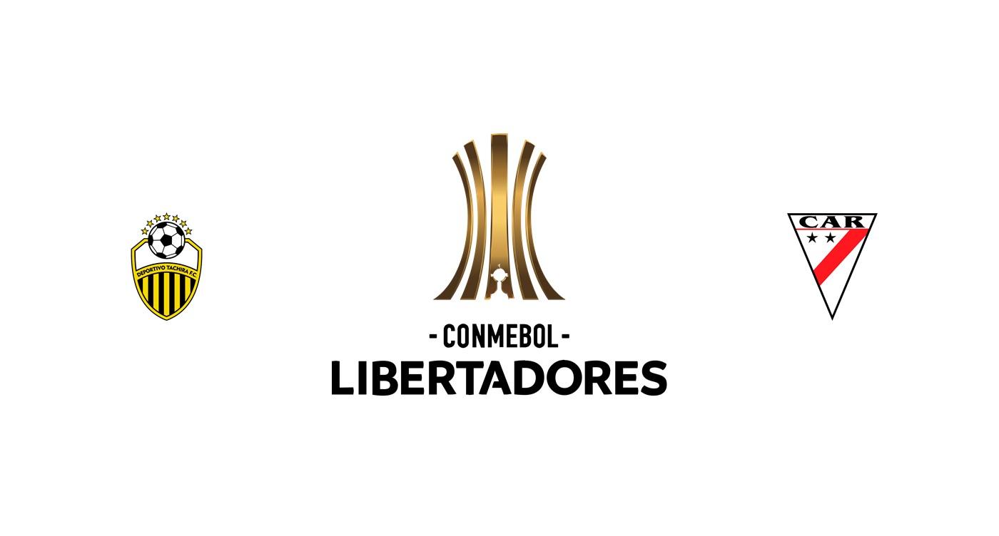 Deportivo Táchira vs Always Ready