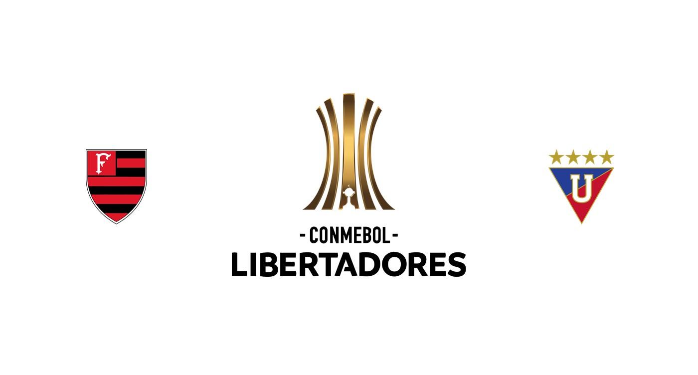 Flamengo vs LDU