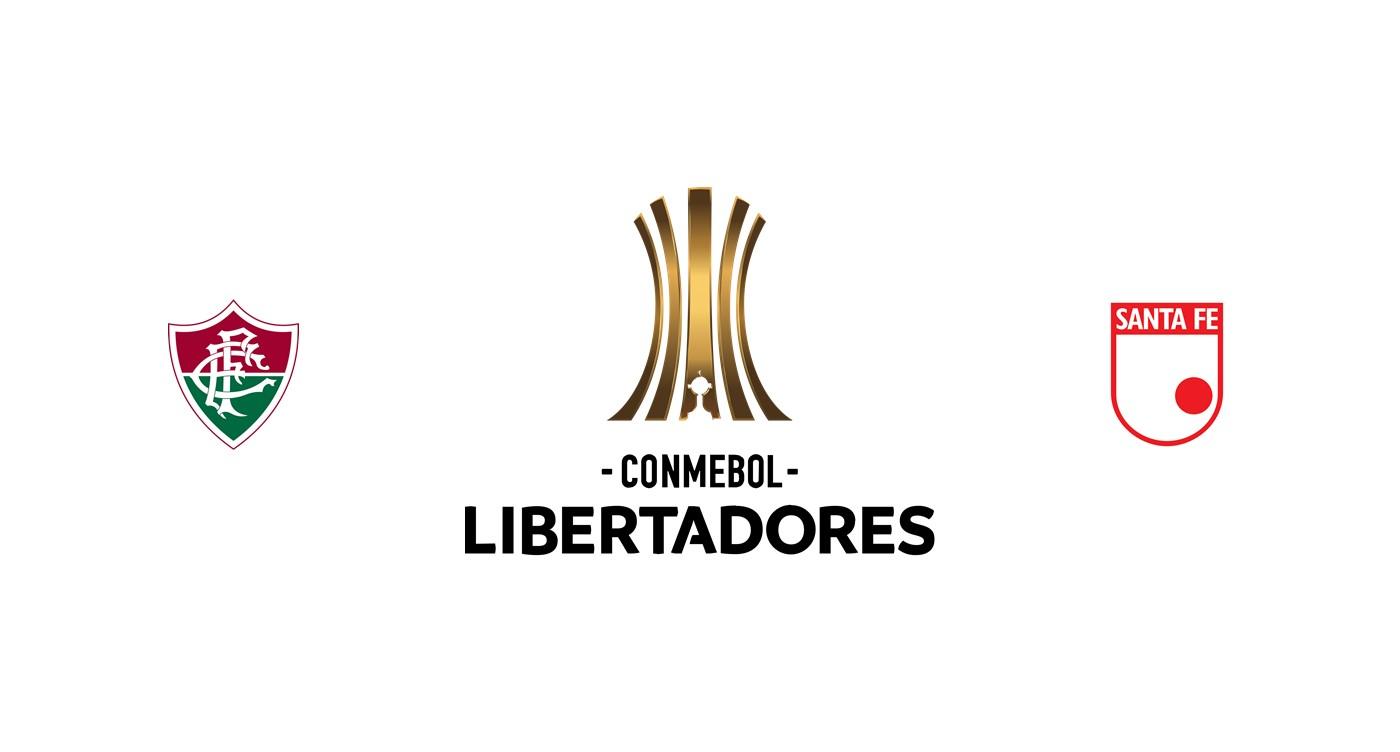Fluminense vs Independiente Santa Fe