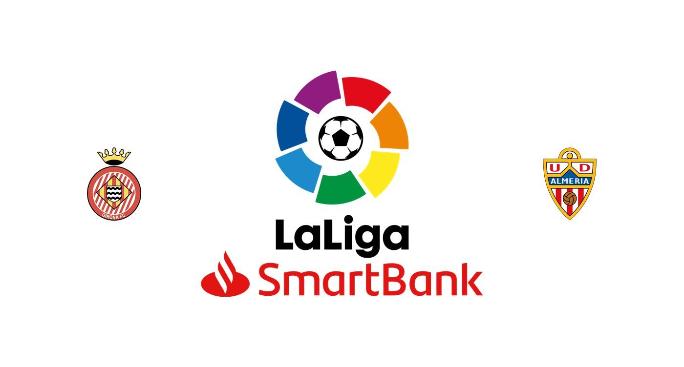 Girona vs Almería