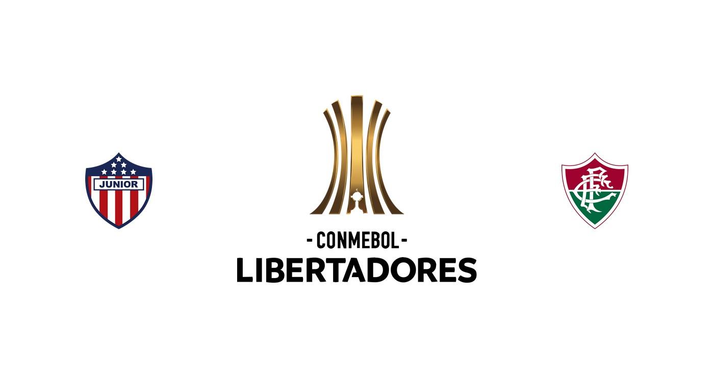Junior vs Fluminense