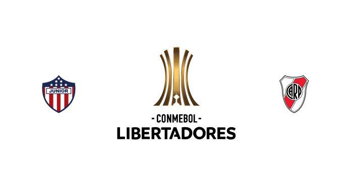 Junior vs River Plate Previa, Predicciones y Pronóstico