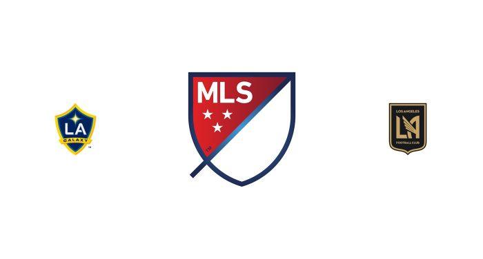 LA Galaxy vs Los Angeles FC Previa, Predicciones y Pronóstico