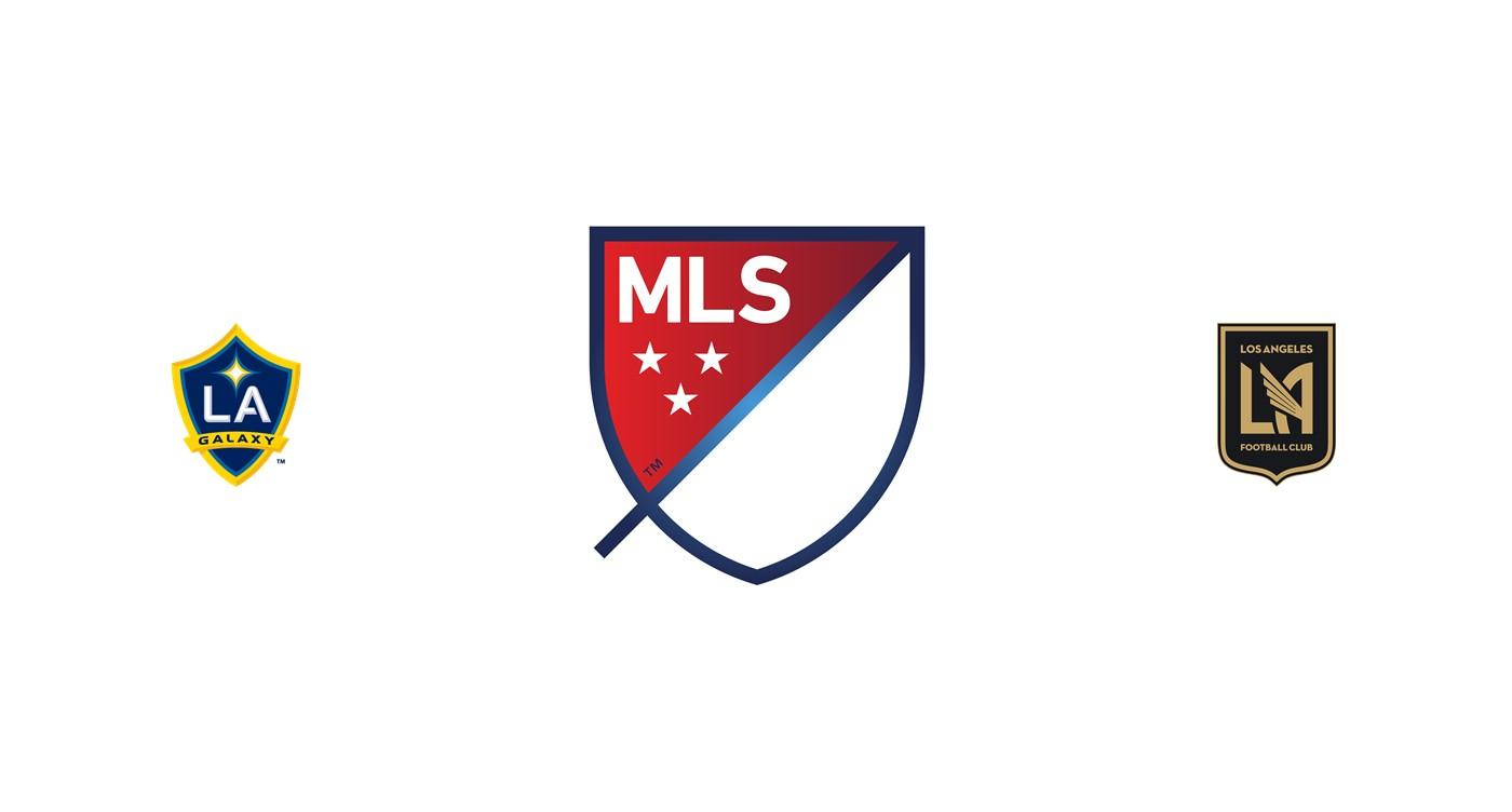 LA Galaxy vs Los Angeles FC