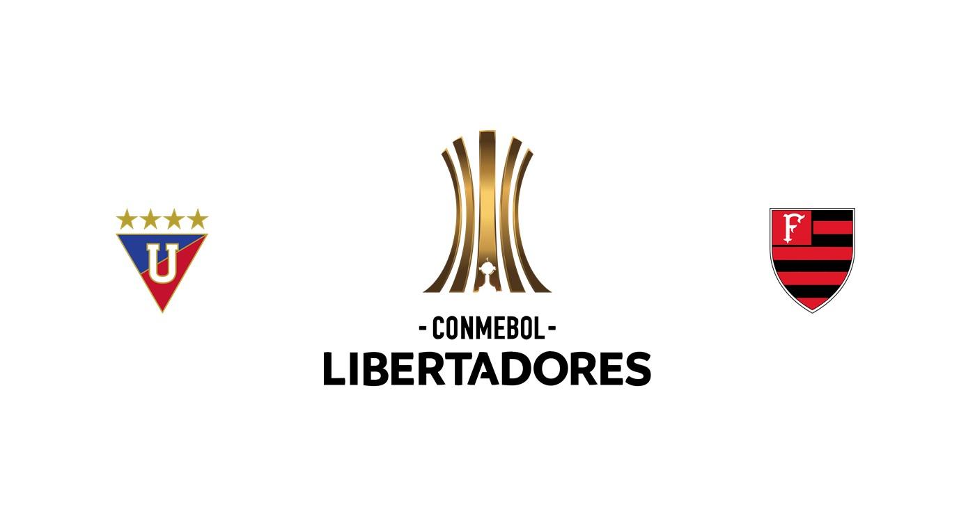 LDU vs Flamengo