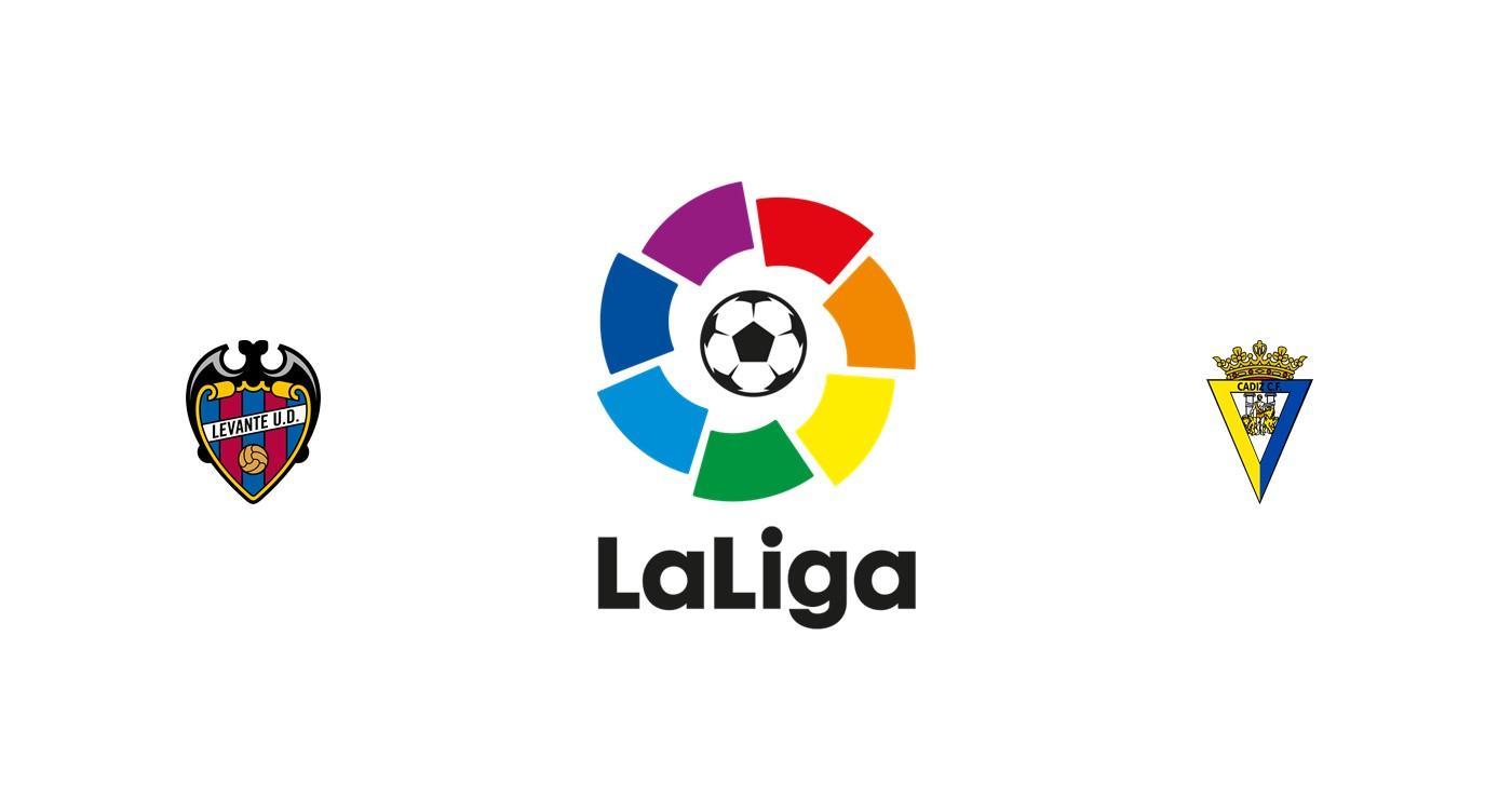 Levante vs Cadiz