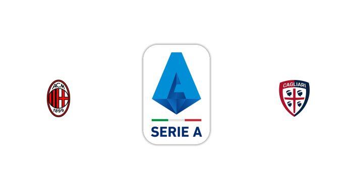 Milan vs Cagliari Previa, Predicciones y Pronóstico