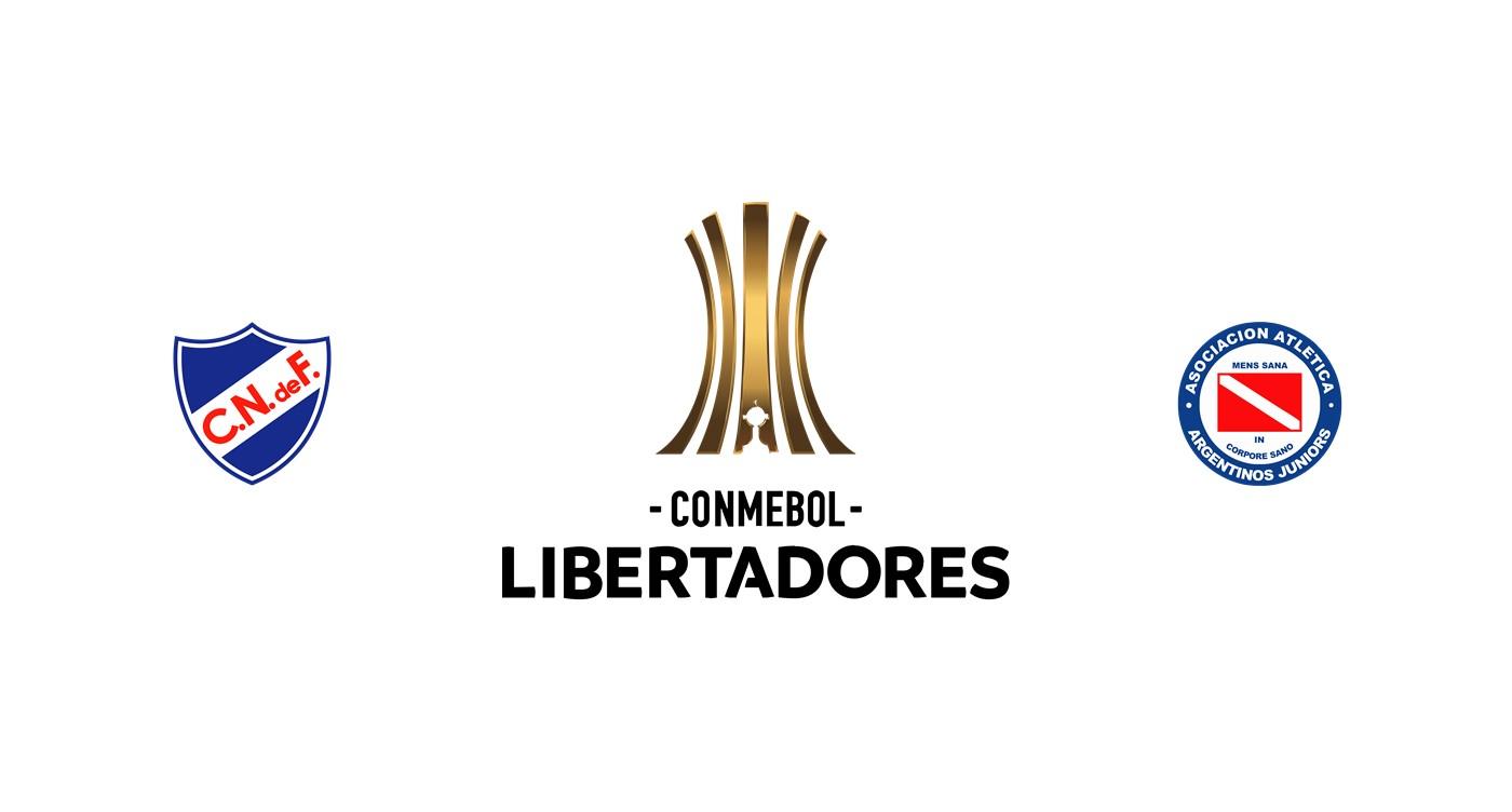 Nacional vs Argentinos Juniors