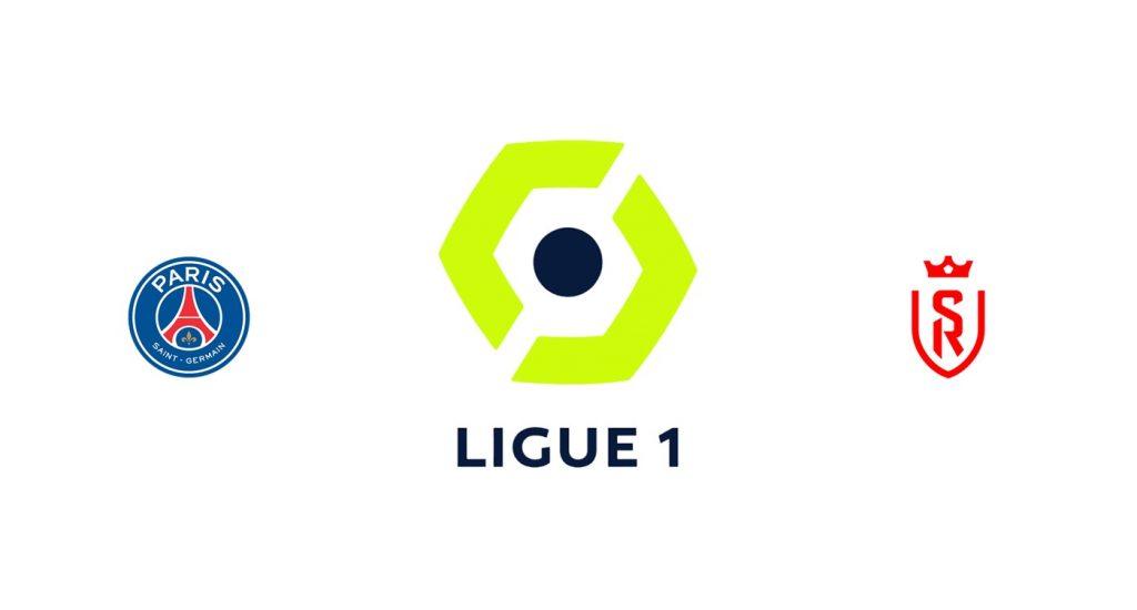 PSG vs Stade Reims Previa, Predicciones y Pronóstico