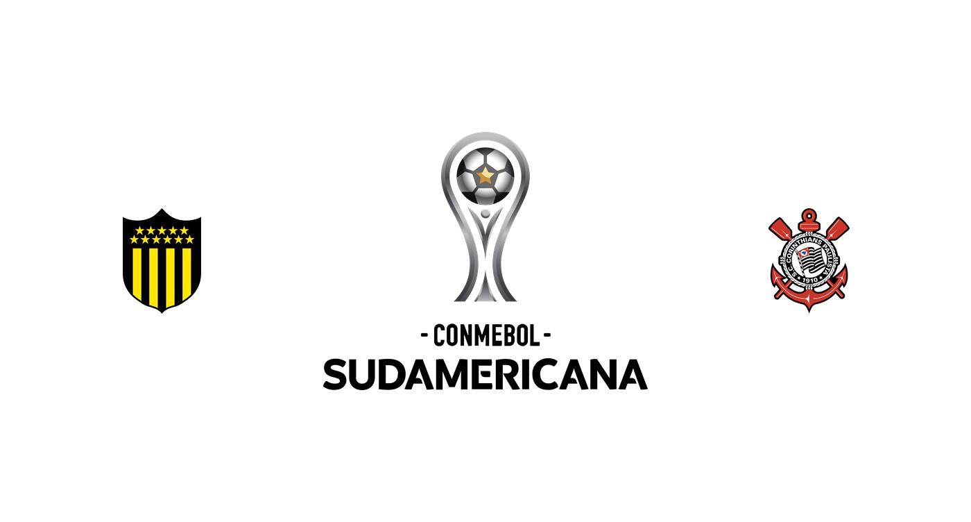 Peñarol vs Corinthians