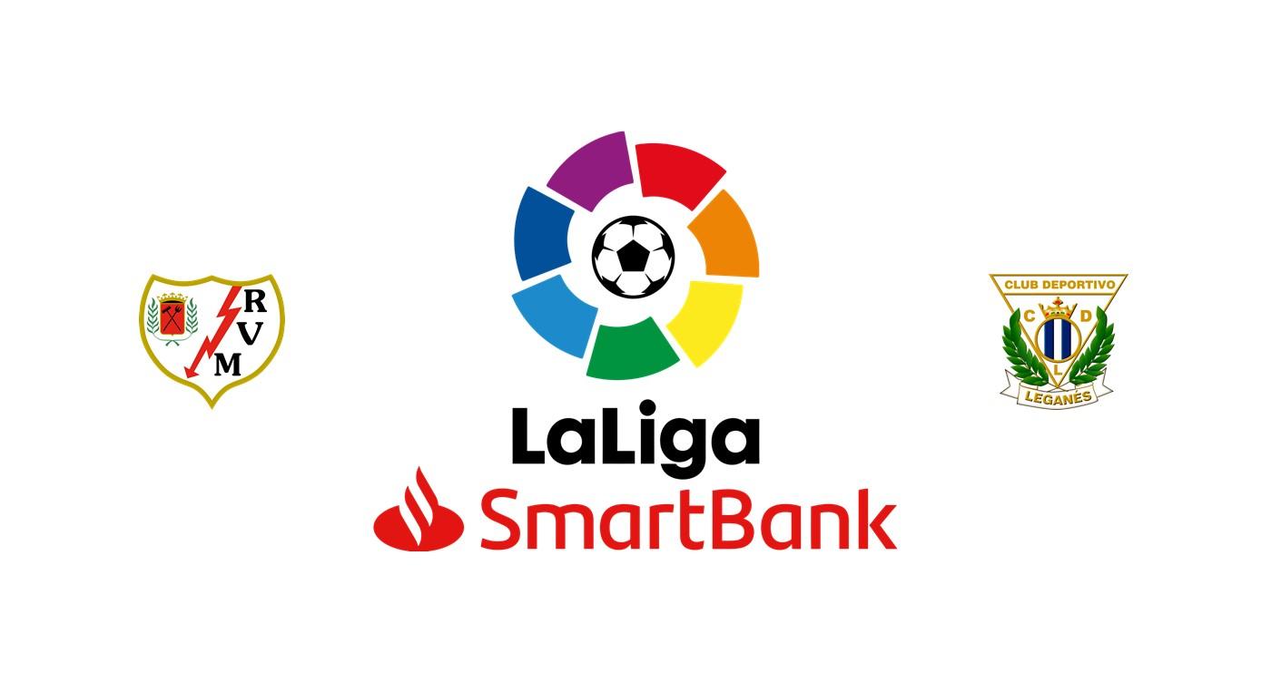 Rayo Vallecano vs Leganés