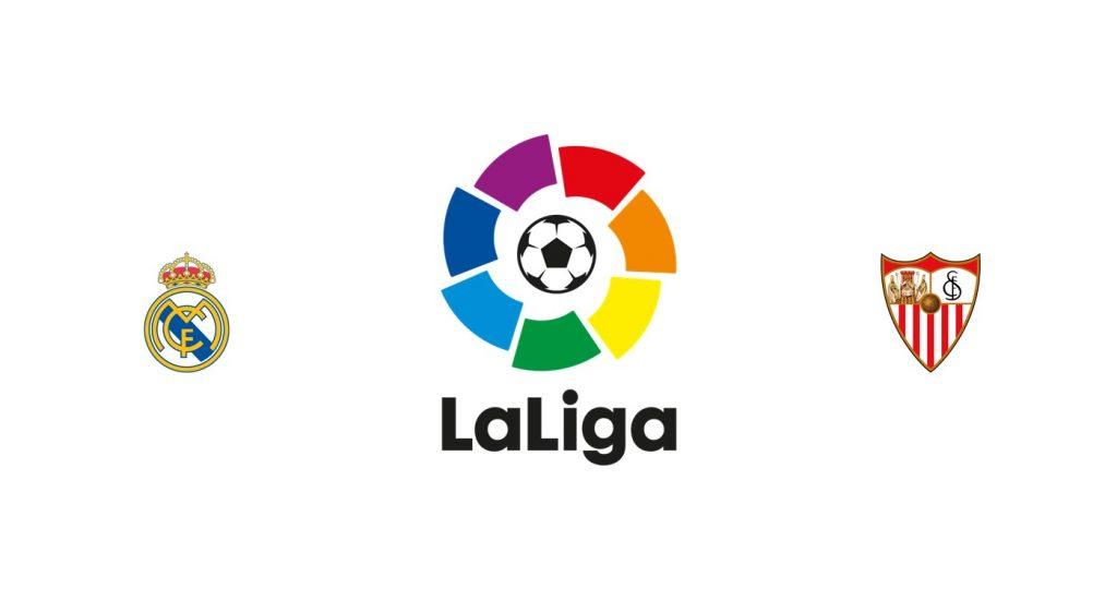 Real Madrid vs Sevilla Previa, Predicciones y Pronóstico