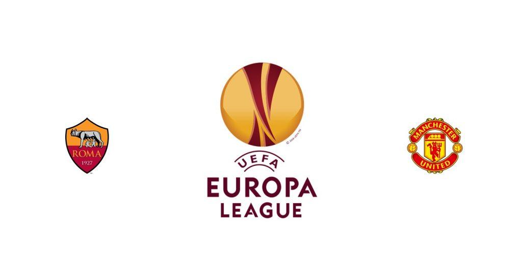 Roma vs Manchester United Previa, Predicciones y Pronóstico