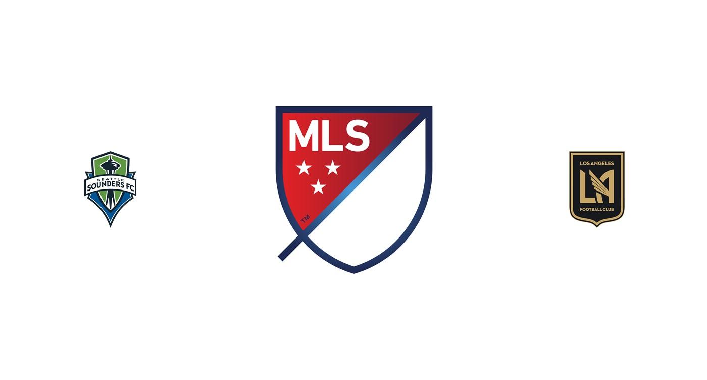 Seattle Sounders vs Los Angeles FC