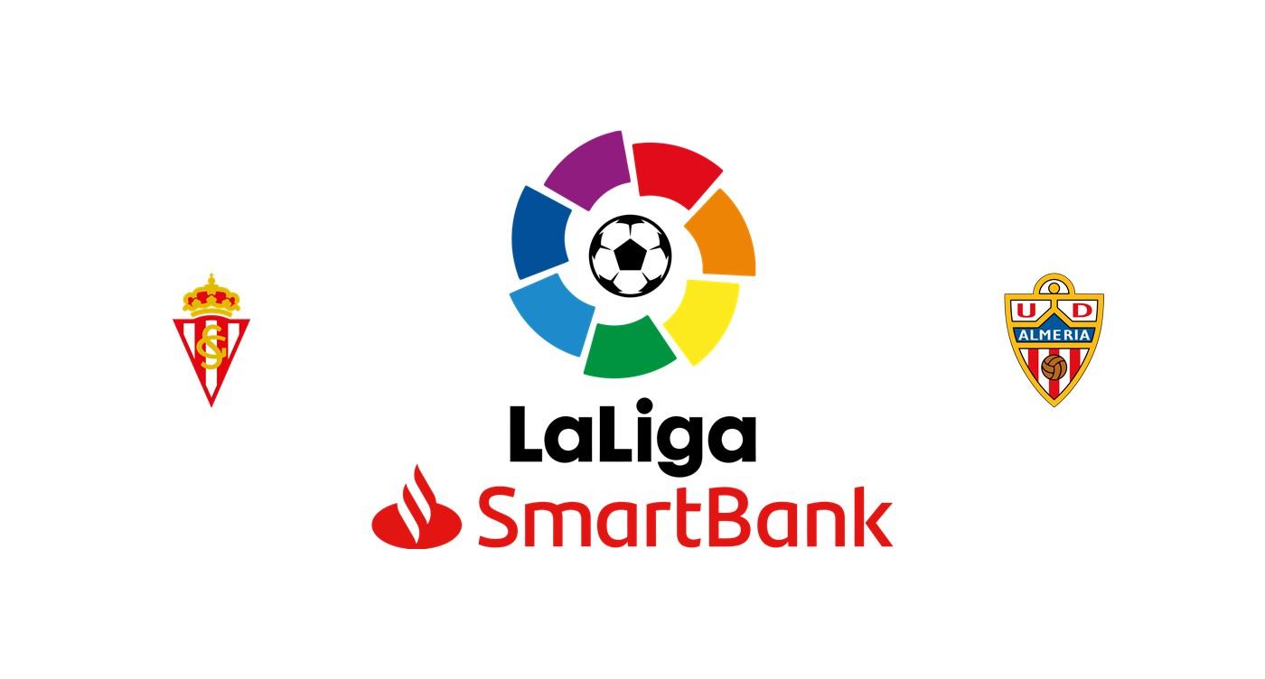 Sporting Gijón vs Almería