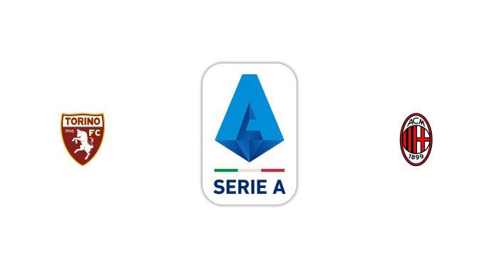 Torino vs Milan Previa, Predicciones y Pronóstico