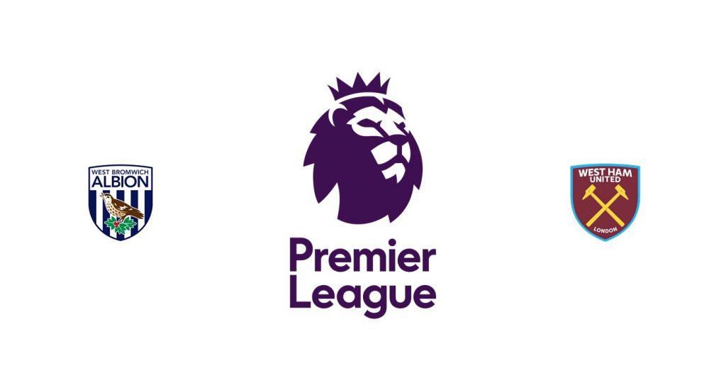 West Brom vs West Ham Previa, Predicciones y Pronóstico