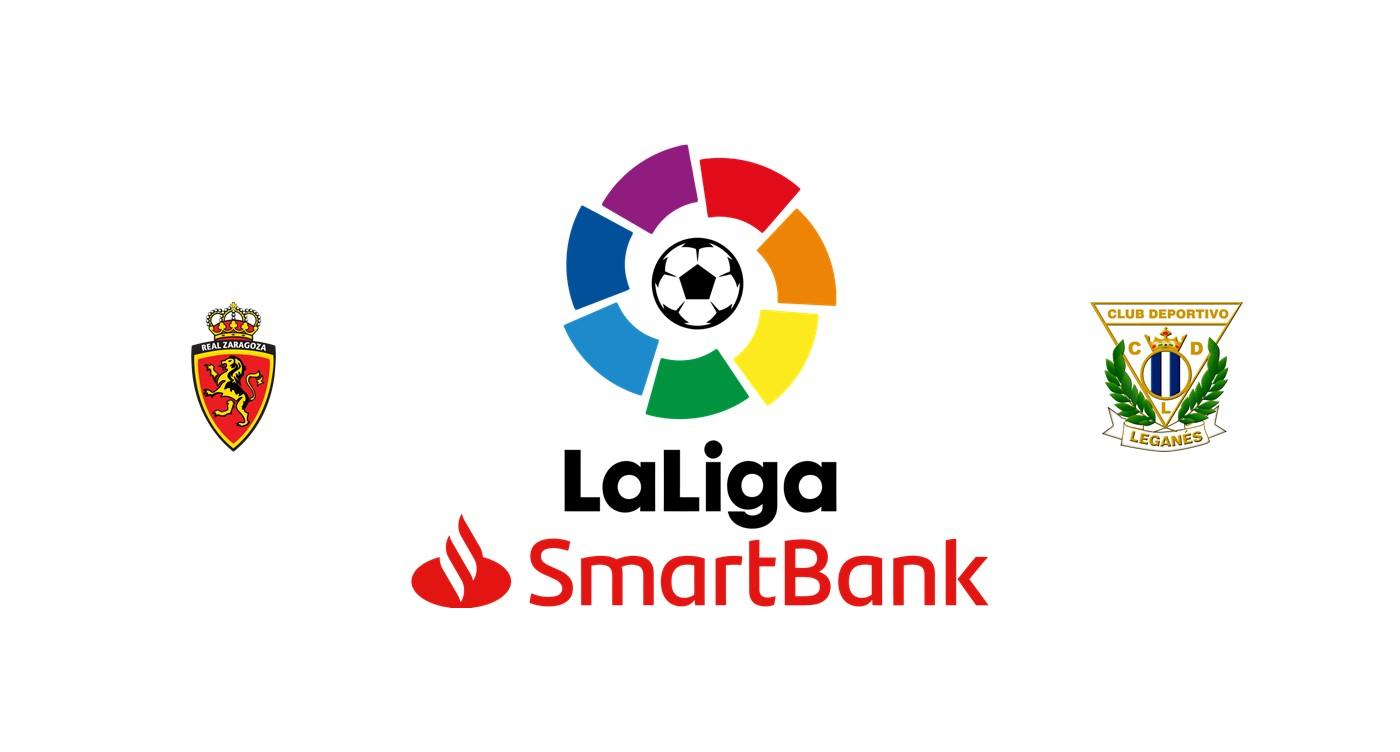Zaragoza vs Leganés