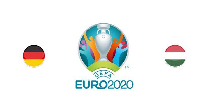 Alemania vs Hungría Previa, Predicciones y Pronóstico