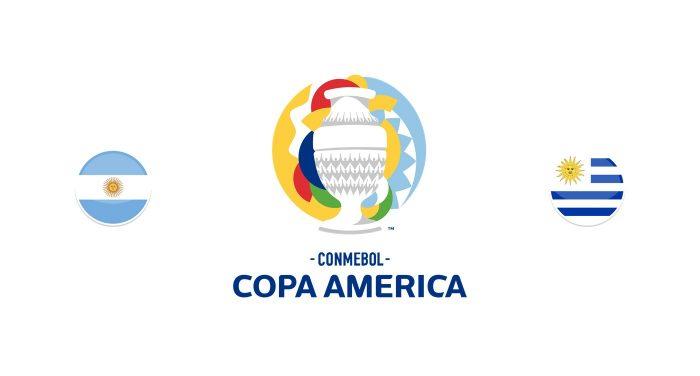 Argentina vs Uruguay Previa, Predicciones y Pronóstico