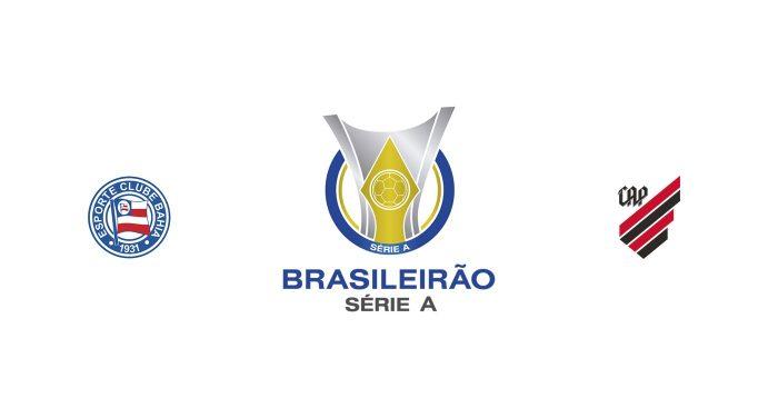 Bahía vs Athletico Paranaense Previa, Predicciones y Pronóstico