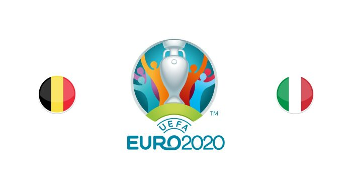 Bélgica vs Italia Previa, Predicciones y Pronóstico