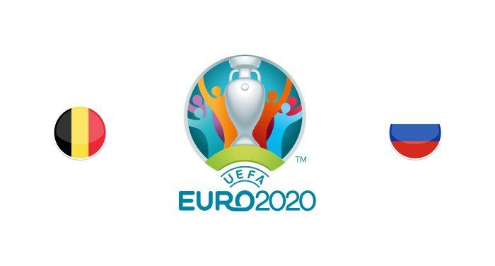 Bélgica vs Rusia Previa, Predicciones y Pronóstico
