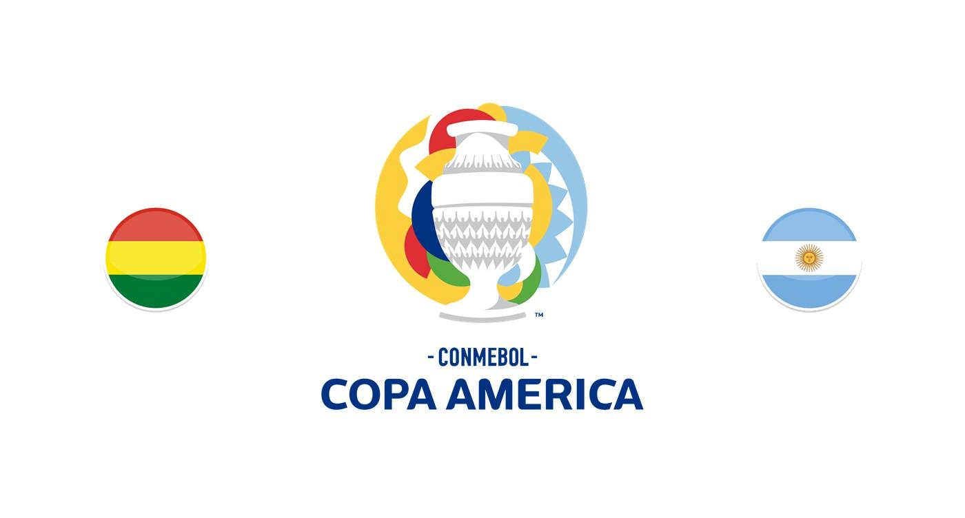 Bolivia vs Argentina Previa, Predicciones y Pronóstico