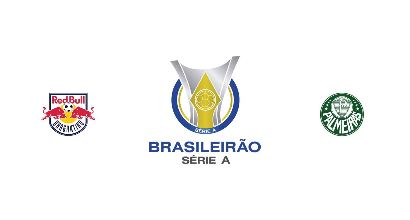 Bragantino vs Palmeiras