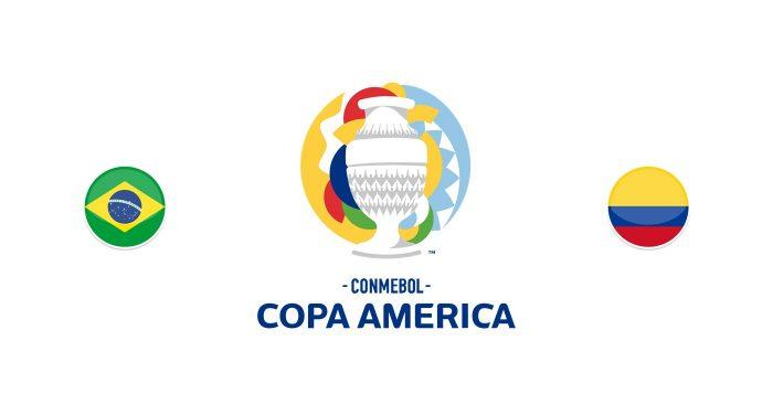 Brasil vs Colombia Previa, Predicciones y Pronóstico