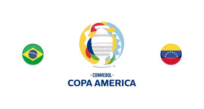 Brasil vs Venezuela Previa, Predicciones y Pronóstico