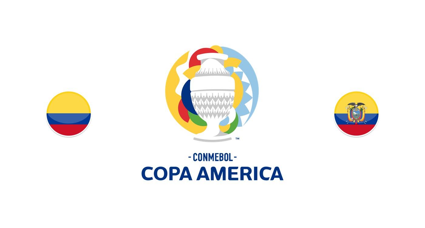 Colombia vs Ecuador