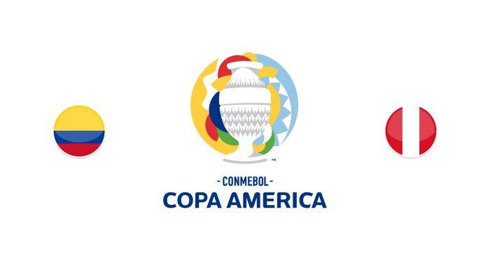 Colombia vs Perú Previa, Predicciones y Pronóstico 21/06/2021