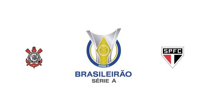 Corinthians vs Sao Paulo Previa, Predicciones y Pronóstico