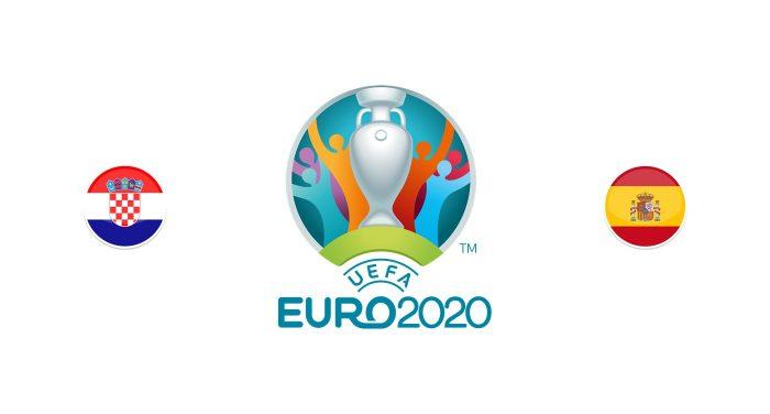 Croacia vs España Previa, Predicciones y Pronóstico