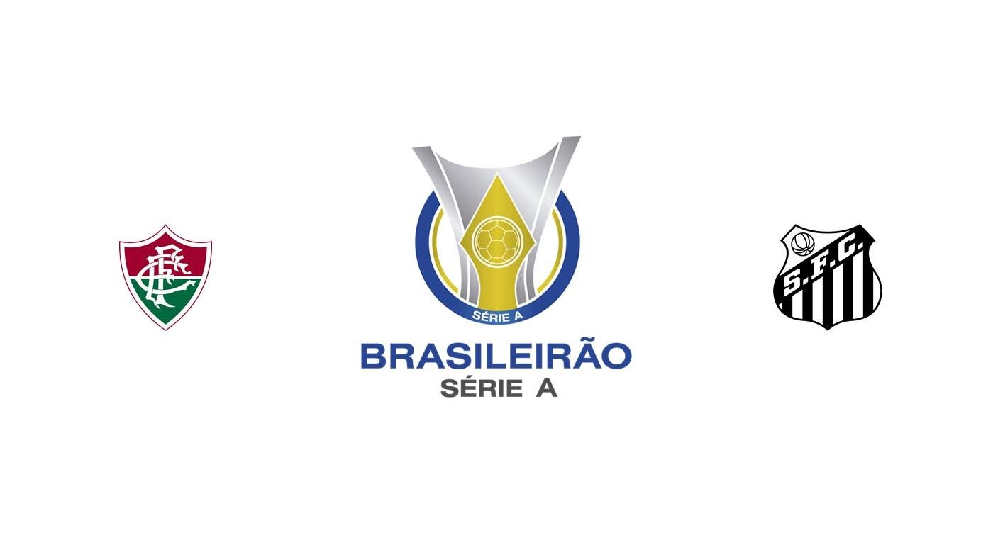 Fluminense vs Santos