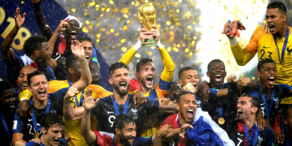 Francia World Cup 2018