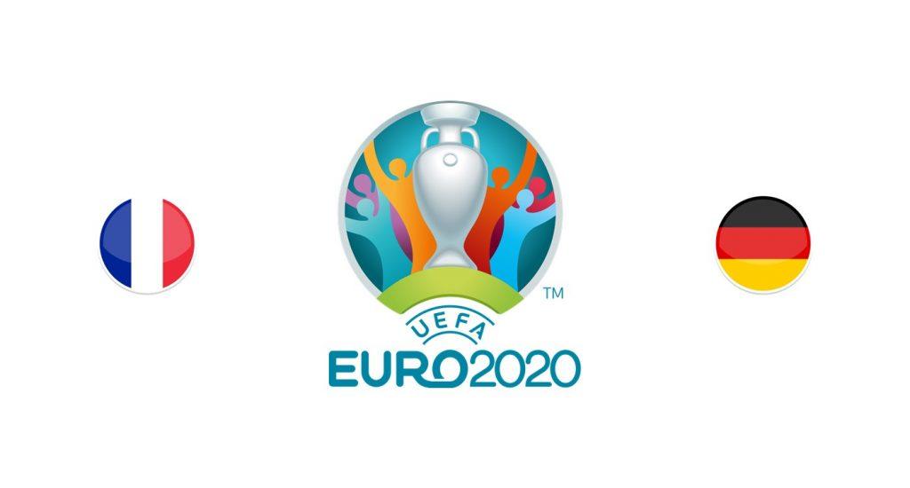 Francia vs Alemania Previa, Predicciones y Pronóstico