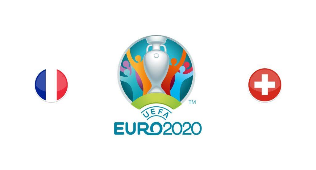 Francia vs Suiza Previa, Predicciones y Pronóstico