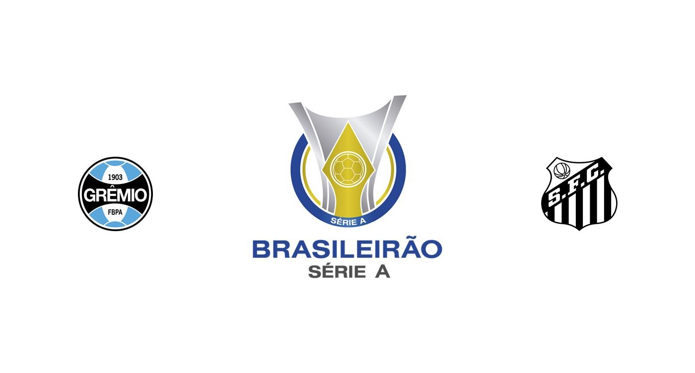 Gremio vs Santos