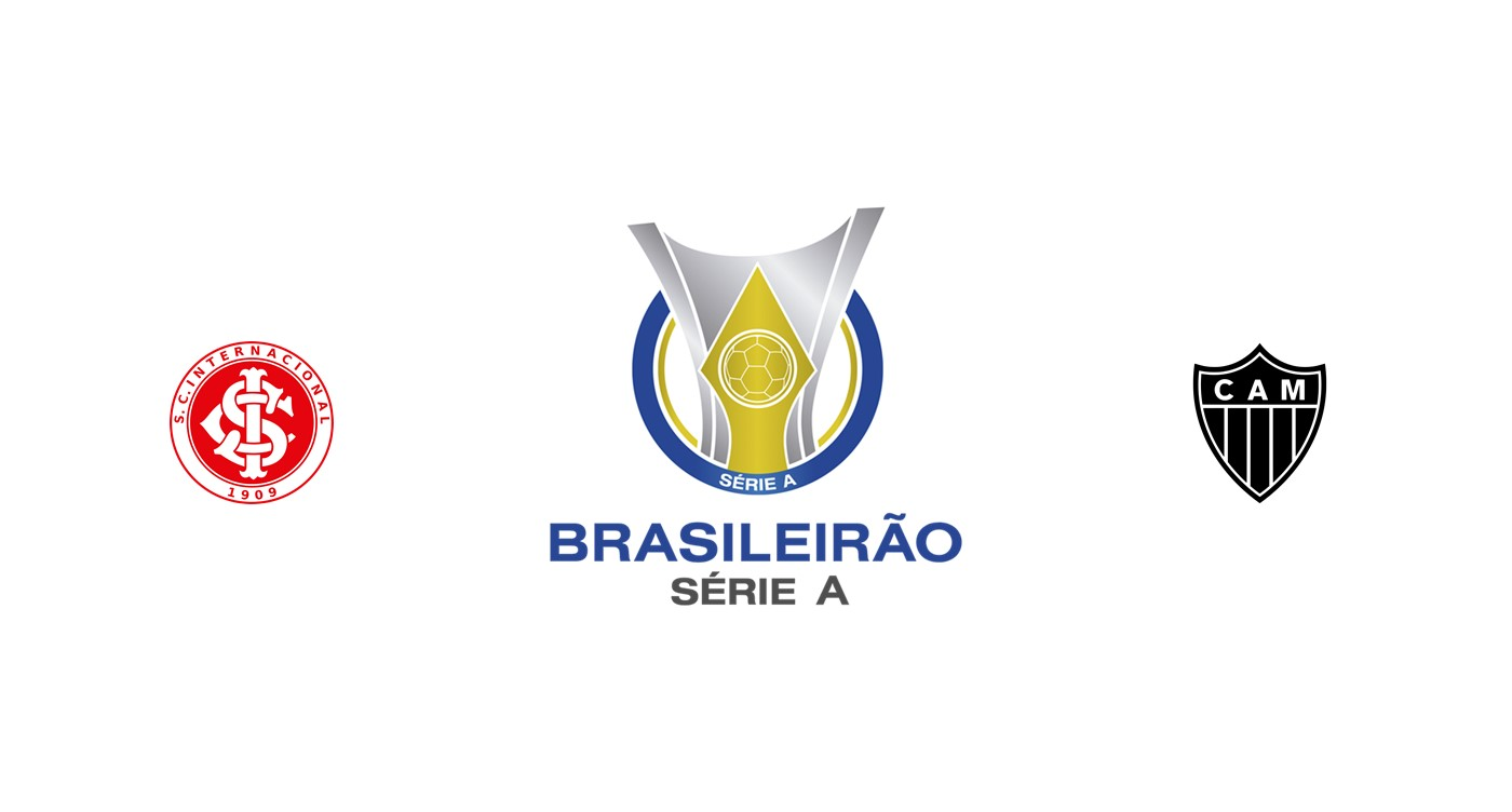 Internacional vs Atlético Mineiro