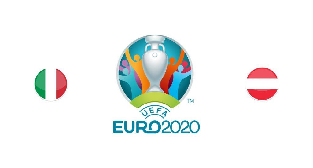 Italia vs Austria Previa, Predicciones y Pronóstico