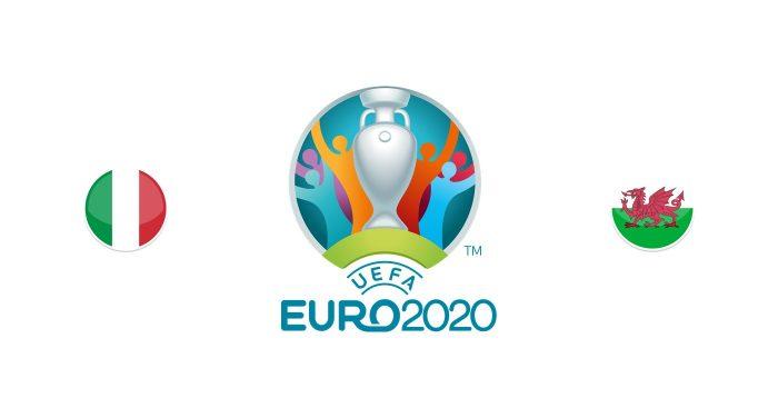 Italia vs Gales Previa, Predicciones y Pronóstico