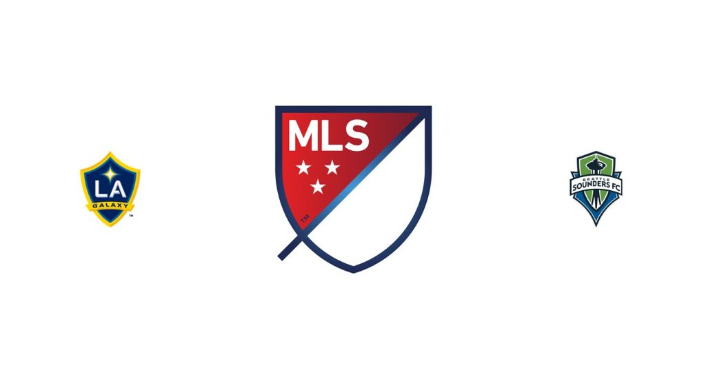 LA Galaxy vs Seattle Sounders Previa, Predicciones y Pronóstico
