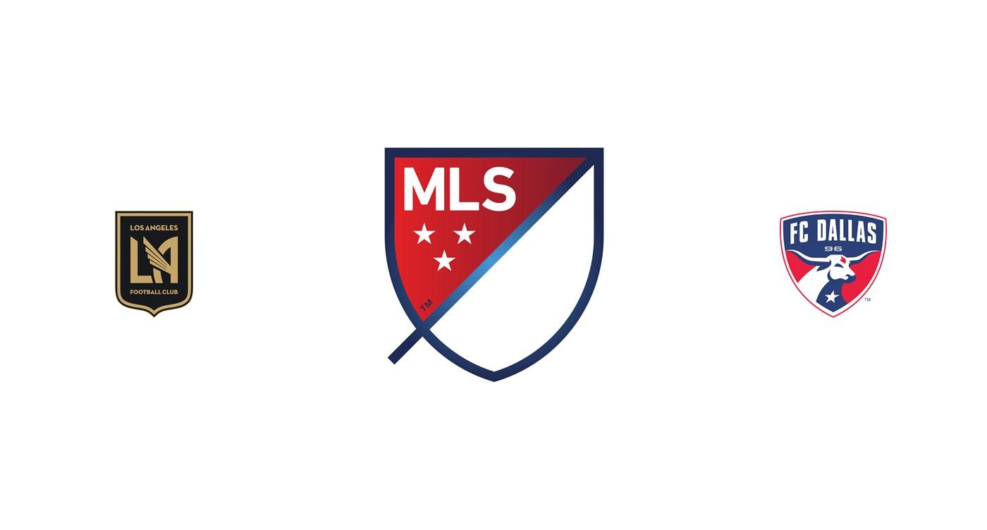 Los Ángeles FC vs FC Dallas